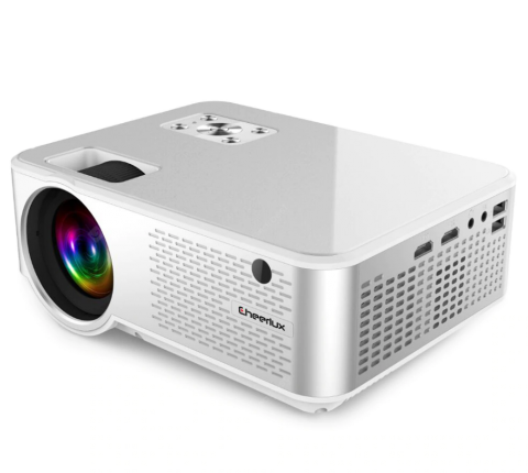 Cheerlux C9 Android  WiFi LED Projector