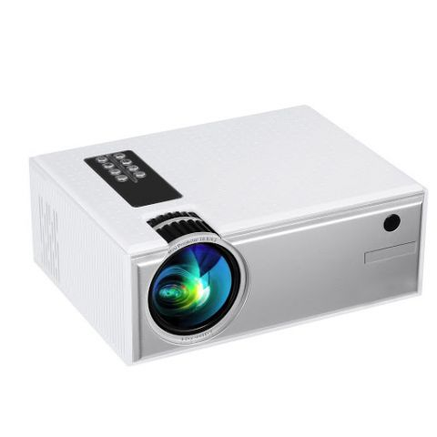 Cheerlux C8 Mini LED TV Projector