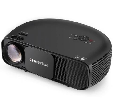 Cheerlux CL760 Android WiFi Multimedia Projector