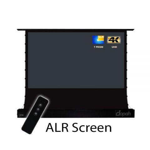 Dopah Premium Electric ALR Floor Screen for UST Projector