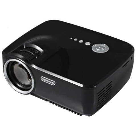 GP70 Mini LED 3D TV Projector