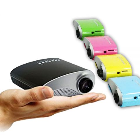 RD-802 Mini LED Projector