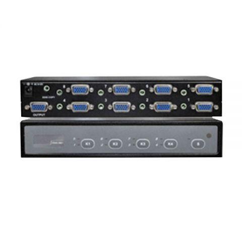 Rex-VGA-801A-S Switcher