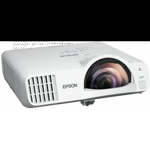 Epson EB-L200SW 3LCD 3800 Lumens WXGA Short Throw Projector