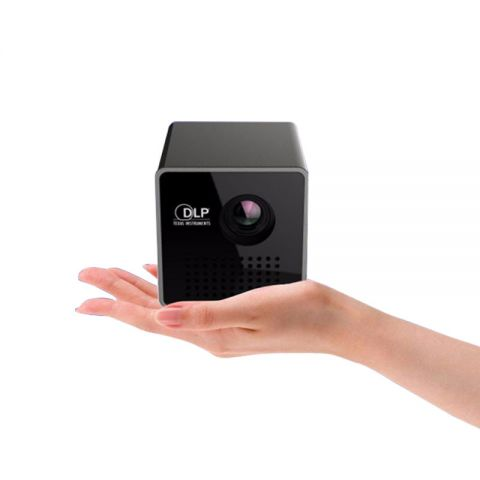 Unic P1+ Portable Mini LED Projector