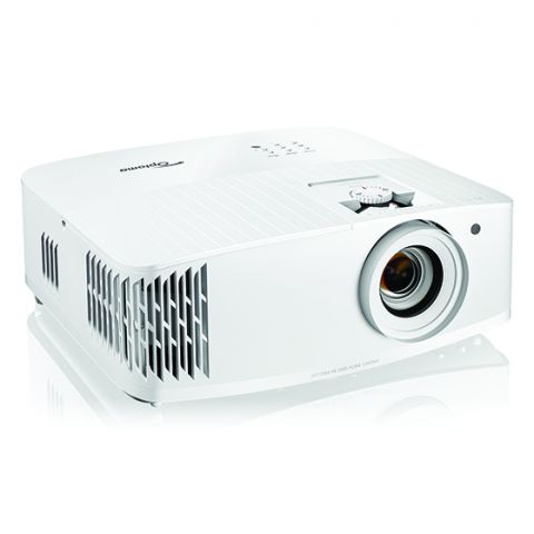 Optoma UHD35+ 4000 Ansi Lumens 4K UHD gaming and home entertainment projector