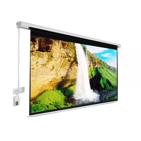 "Dopah Motorized Projection Screen 192"" x 192"" (16' X 16')"