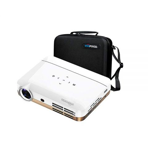 ViviFocus VS50-HD Mini Portable Android Smart Projector